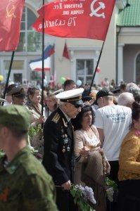 Фото празднования Дня Победы в Феодосии #1639