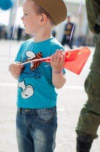 Фото празднования Дня Победы в Феодосии #1634