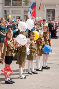 Фото празднования Дня Победы в Феодосии #1640