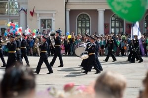 Фото празднования Дня Победы в Феодосии #1630