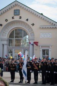 Фото празднования Дня Победы в Феодосии #1631