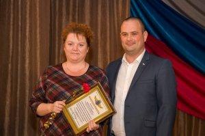 Фото награждения в День Конституции РФ в Феодосии #6249