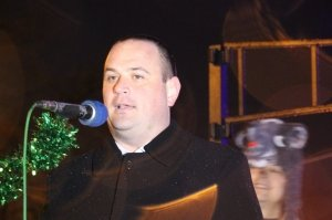 Фото торжественного открытия новогодней ёлки в Феодосии #6304