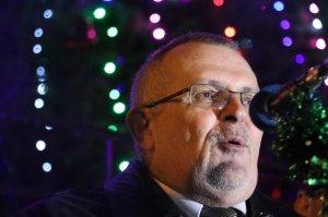 Фото торжественного открытия новогодней ёлки в Феодосии #6299