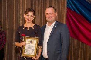 Фото награждения в День Конституции РФ в Феодосии #6247