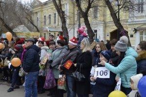 Акция «Тайный Дед Мороз« 2018 в Феодосии #6535