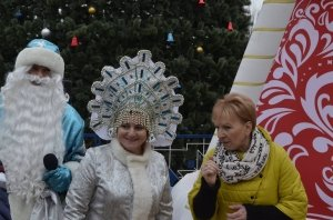 Акция «Тайный Дед Мороз« 2018 в Феодосии #6533