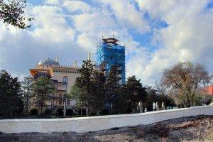 Дача Стамболи, Феодосия. Фото реставрации #6503