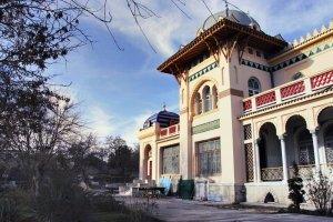 Дача Стамболи, Феодосия. Фото дачи после реставрации #6513