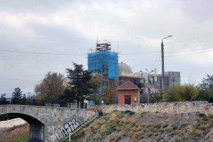 Дача Стамболи, Феодосия. Фото реставрации #6505