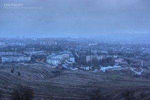 Панорама Феодосии #7566
