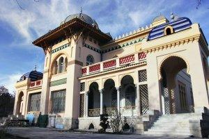 Дача Стамболи, Феодосия. Фото дачи после реставрации #6514