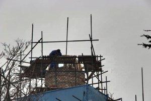 Дача Стамболи, Феодосия. Фото реставрации #6502